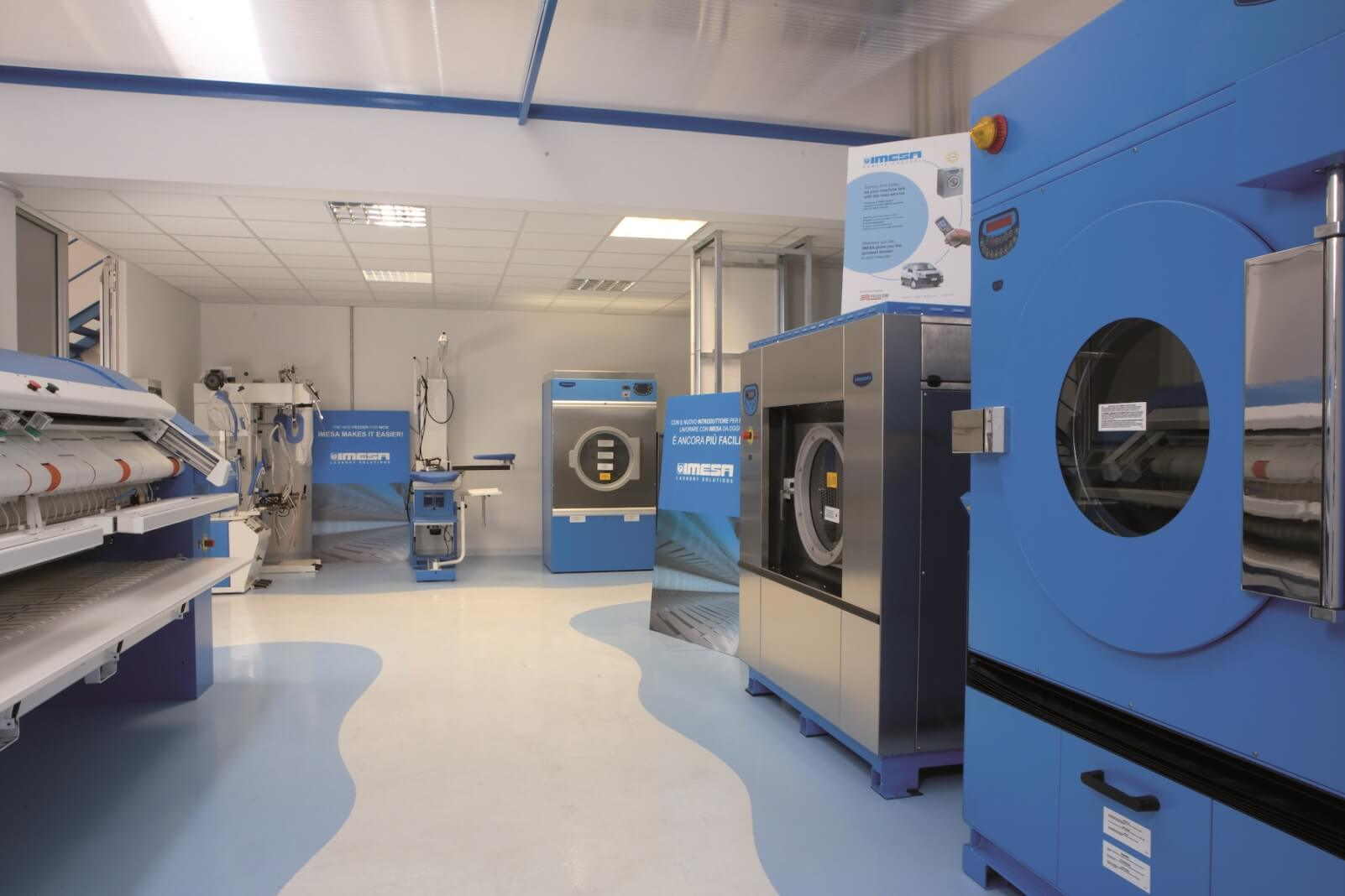 Laundry Equipment in Kenya