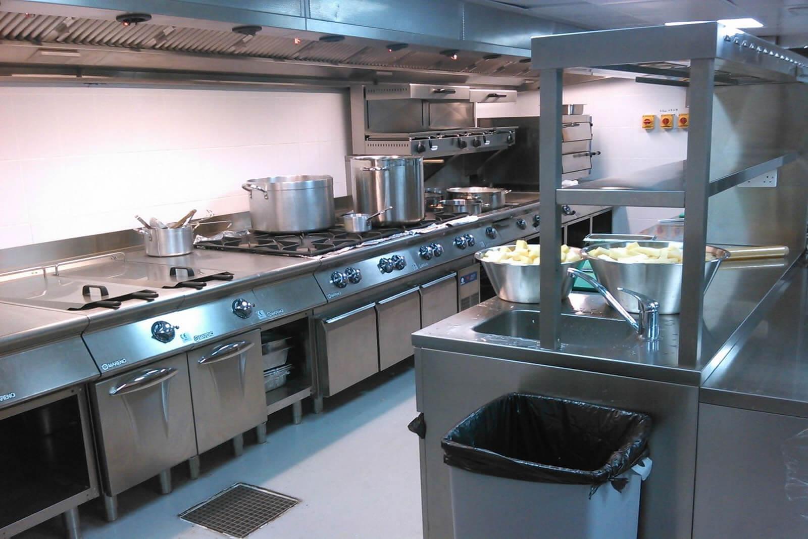 Choosing Kitchen Equipment